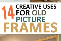 Inspiration...Picture Frames