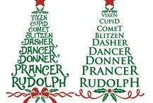 Christmas ideas cameo