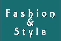 Fashion & Style / This is just a divider for my fashion and style boards!