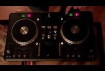 Turntables  / Here are some cool USB Turntables to make those funky sounds http://numarkttusbturntablewithusb.com / by Affiliate Marketing Tips