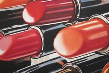 James Rosenquist American Painter / Pop Art