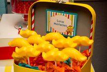 Dr. Seuss party inspiration