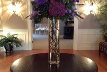 Nunan Florist Reception Arrangements
