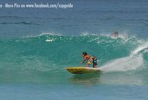 Surfing USVI & BVI / Surf and SUP Surf Spots in the U.S. and British Virgin Islands