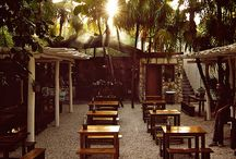 Tulum Fat Pants / Where to chow down and then unbutton the top button.