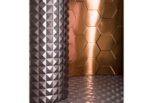 MDC Wallcoverings / Wallcoverings, Dimensional Wallcoveringss