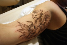 planned nerdy tattoos