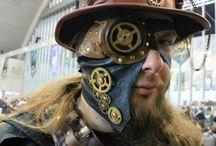DieselSteam: Gentlemen / Masculine attire with an anachronistic flair! / by Scott Redman