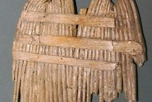 Ancient Nit Combs / Head Lice has been around forever - these combs prove it!