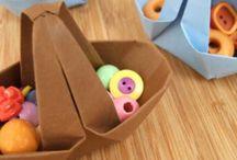 origami & paper crafts / by Stefanie Warreyn