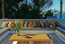 Patio Design Ideas / by Townsend Kirkland