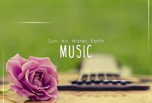 Bionoxo Music / Sun. Air. Water. Earth. #Music with the beauty of nature...