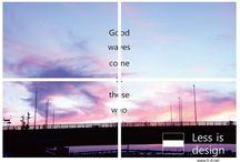window / Less is design 平尾 卓 「窓の外に想う」  http://www.li-d.net