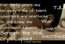 Beneath the Wall / Historical fiction by Eryn LaPlant