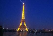 Paris by night / Views of Paris by night