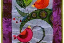 Rátétes textilek