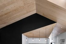 ˈärkiˌ | CeiLiNG : TiMBeR & DeTaiL / by ATELIER DIA