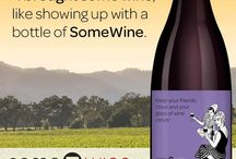 SomeWine / SomeWine is brought to you by Someecards and our partners who have over 40 years of experience working with world-class wineries. It's in limited release - buy it here! http://www.somewinecompany.com/store / by Someecards