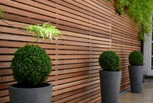 FenceGuides - Lattice Fencing / Some great ideas for lattice garden fence for your outside space. Great for letting in light but cool on design.
