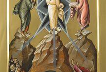 Η μεταμόρφωση Τού Σωτήρος- The Transfiguration.