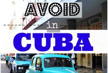 • TRAVEL TO CUBA