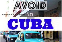 Nicaragua og Cuba 2016