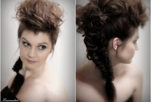 Hair&Make-up / by Nanna