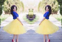 LOOK || SNOW WHITE