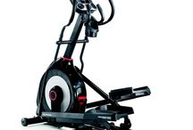 Elliptical Trainers / A collection of the most popular elliptical trainers available for home gyms.