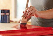 Restaurar muebles y más