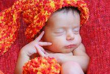 Newborn pictures / Съемка новорожденных