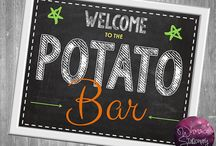 Potatoes - All Things Potato / From growing them in your garden to what to do with them after. Organic and No GMO's. Fighting Monsanto the Mighty Beast. Grown your own its easy and rewarding