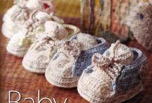 chausson crochet