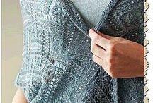 Идеи для вязания. / Вязание спицами.