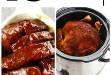 I hate to cook but love to eat! / Crockpot, easy, quick, delicious. / by Kathi Byrd