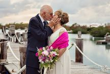 Bermuda Wedding at St. Anne's | Nancy & Conrad / A timeless love through the years. Souls connected in time. Vowels renewed in this blessed day & age... #bermuda #bermudabride #love #bouquet #amandatemple
