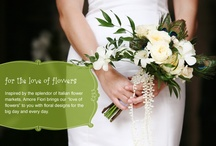 Wedding Flowers - Romantic