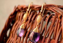 Серьги ручной работы #Handmade earrings