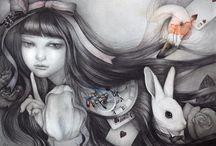Иллюстрации художников  Японии,Кореи,Китая, / Illustrations by artists of Japan,Korea, China ..