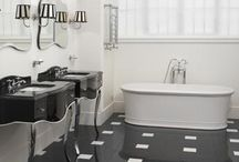 Monochrome / It's simple, clean and understated. Devoid of colour, it's black and white at it's finest.