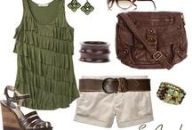 Mei Clothing Ideas / by Tracey Grossman