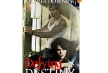 Defying Destiny / Paranormal/ fantasy romance book about a sexy wolf and his huntress.