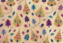 Patternz / just patterns + color