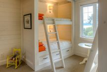 Northwest Kid Rooms / Examples of great rooms for children in NW hotels and homes.