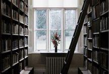 Book shelves / storage