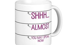 Personalized Funny Coffee Mugs for Mom / by JD_Sanders