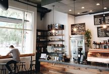 coffe shop interior