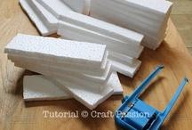Styrofoam projects