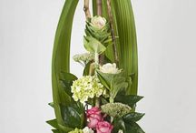 just flowers / flower arranging