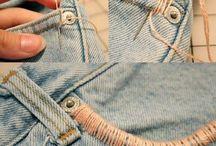 reciclado de ropa
